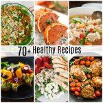 70+ Healthy Recipes