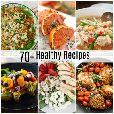 70+ Easy Healthy Recipes