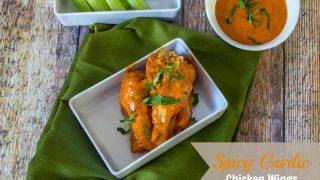 CopyCat Spicy Garlic Chicken Wing Sauce