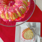 Valentine Bundt Cake