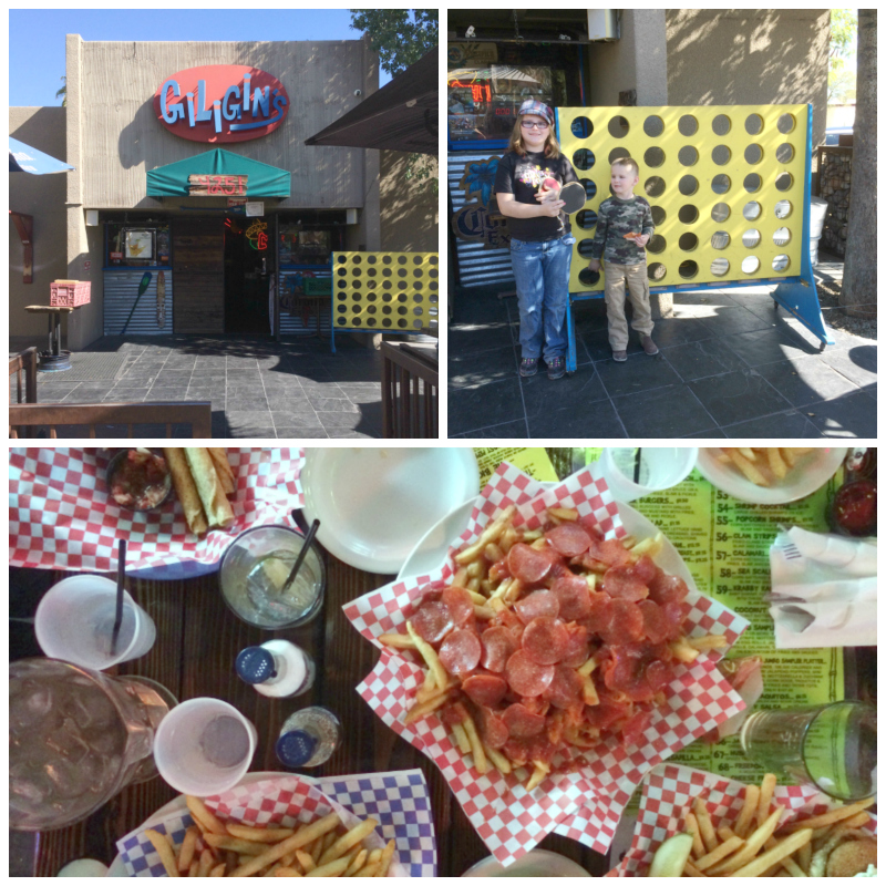 Giligin's Bar & Grill in the heart of downtown #ScottsdaleAZ