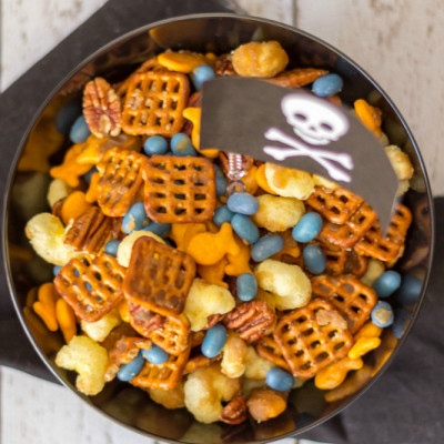 Pirate Munch Party Mix