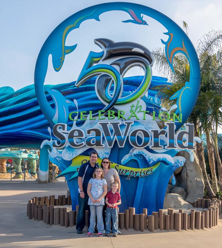 SeaWorld's 50th Celebration