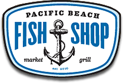 Pacific Beach Fish Shop in San Diego, CA