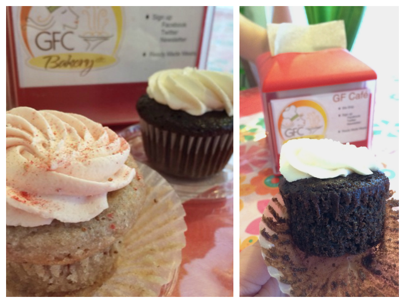 Gluten Free Dining in Scottsdale, AZ at Gluten Free Creations Bakery #ScottsdaleAZ