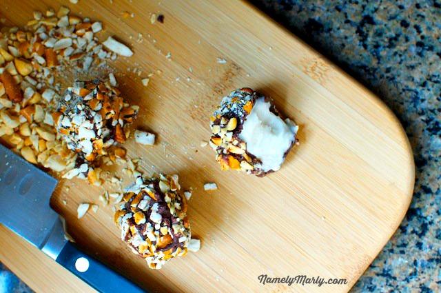 Frozen Drumstick Bites {gluten and dairy free}