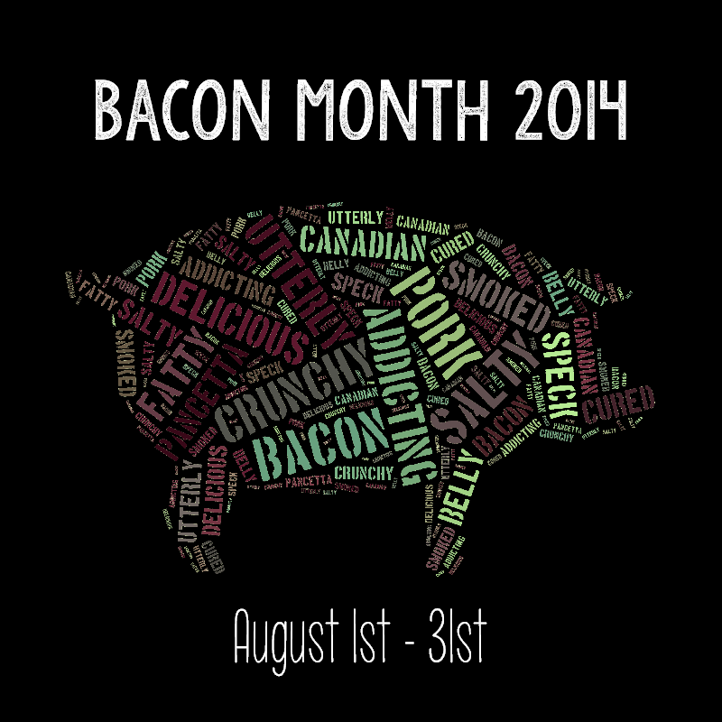 Bacon Month 2014