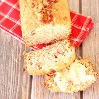 Bacon Banana Bread