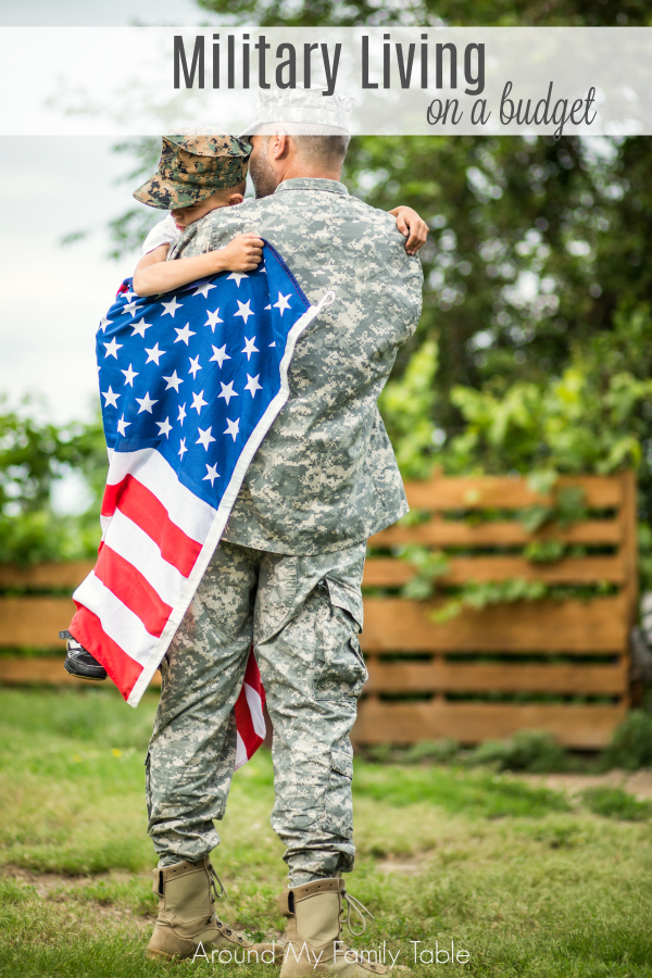 Military families deal with unique financial difficulties. These Military Living on a Budget resources are perfect for military families and their situations.
