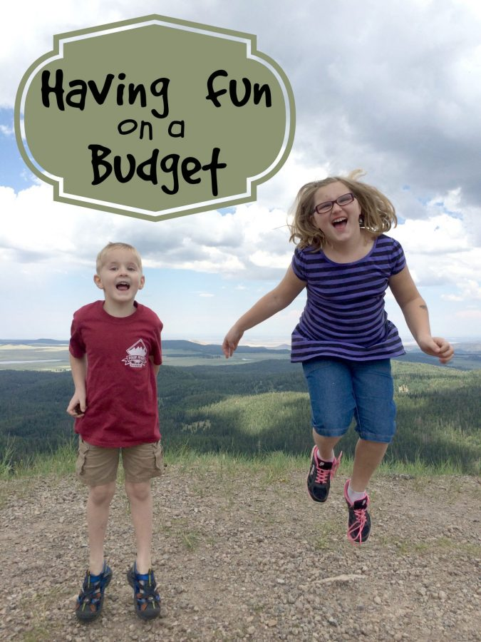 Being on a budget doesn't mean you can't fun. I've got 16 fantastic ways for Having Fun on a Budget, perfect for families with kids, couples, and singles!