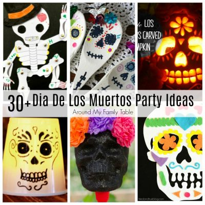 Dia De Los Muertos Party Ideas