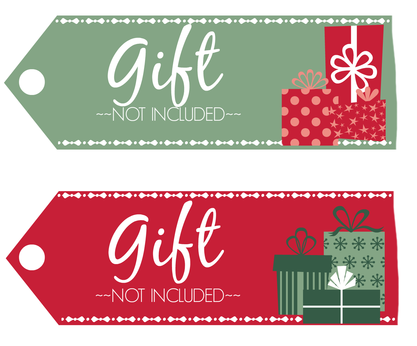 Fun & Practical White Elephant Gift Idea {plus a free printable}