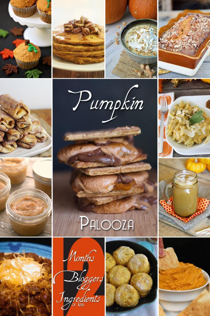 Pumpkin Palooza...12 Amazing Pumpkin Recipes