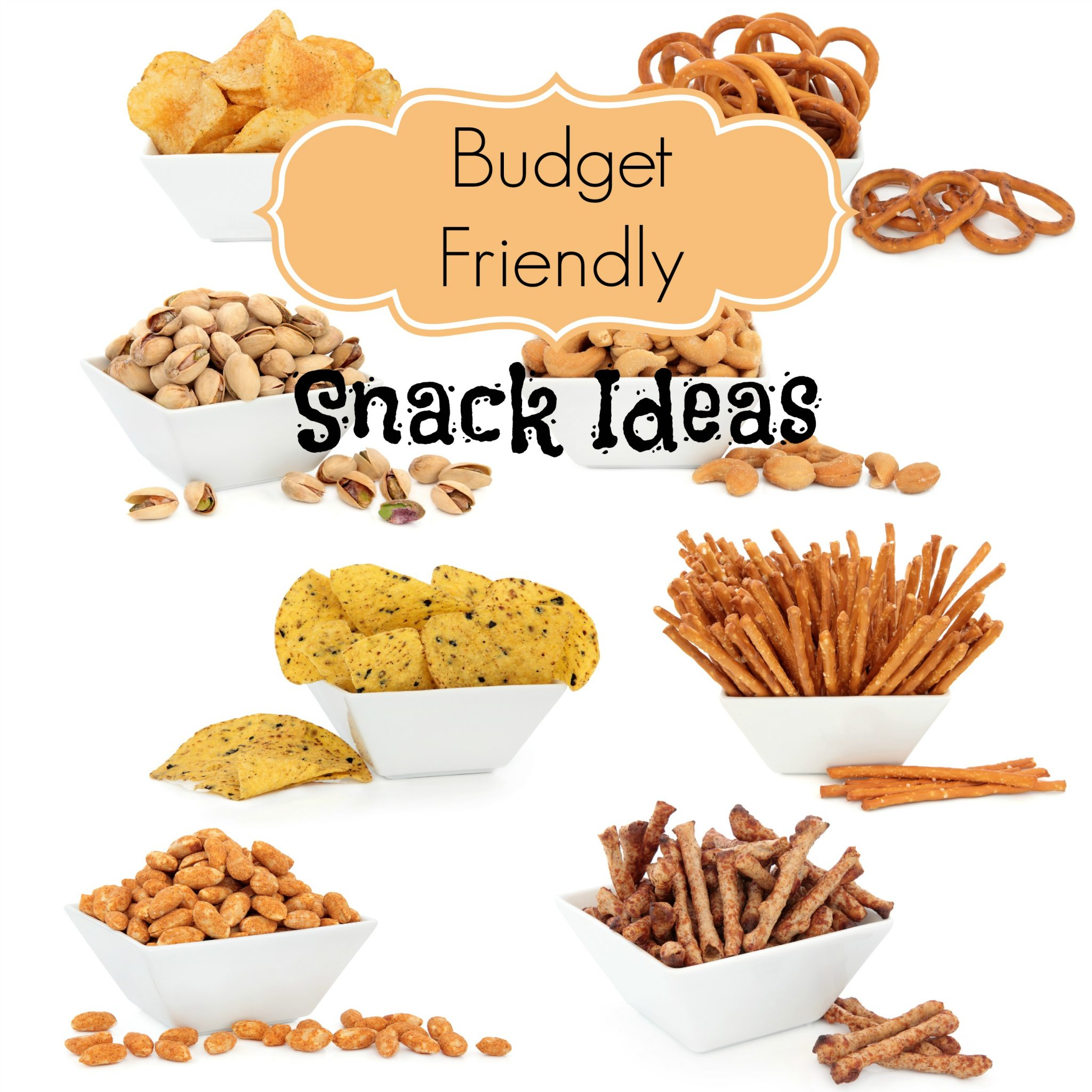 Hey snackers! These Snack Ideas on a Budget will keep both you and your bank account healthy!
