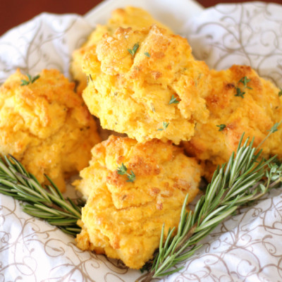 Herbed Sweet Potato Biscuit Recipe