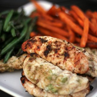 Cumin Lime Grilled Chicken