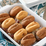 Baked Hot Pastrami Sliders