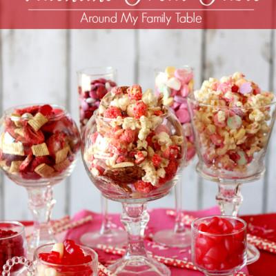 Valentine's Treat Table