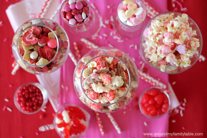 Valentine's Treat Table