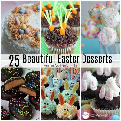 25 Easter Desserts