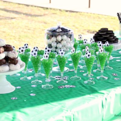 Soccer Theme Party Ideas