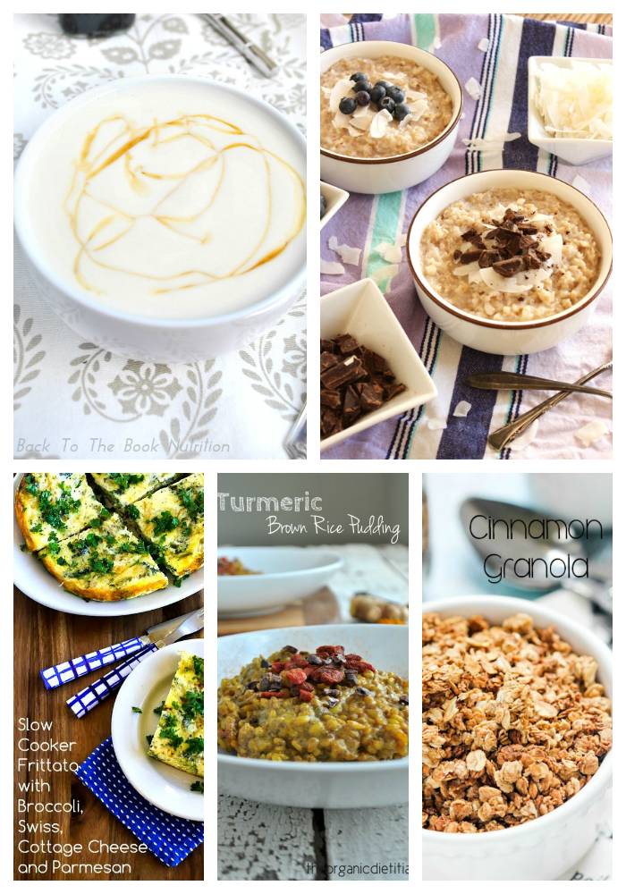 images of brunch recipes you can make in a slow cooker
