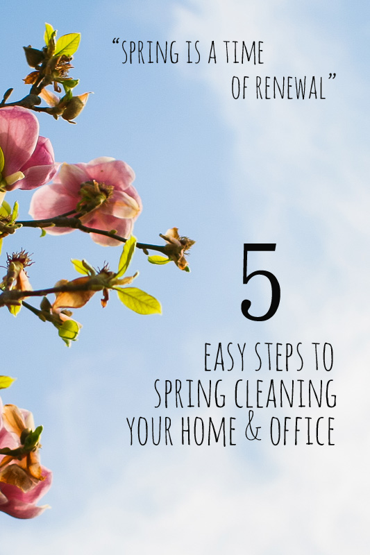 Spring Cleaning Made Simple