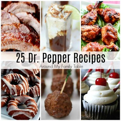 25 Dr. Pepper Recipes