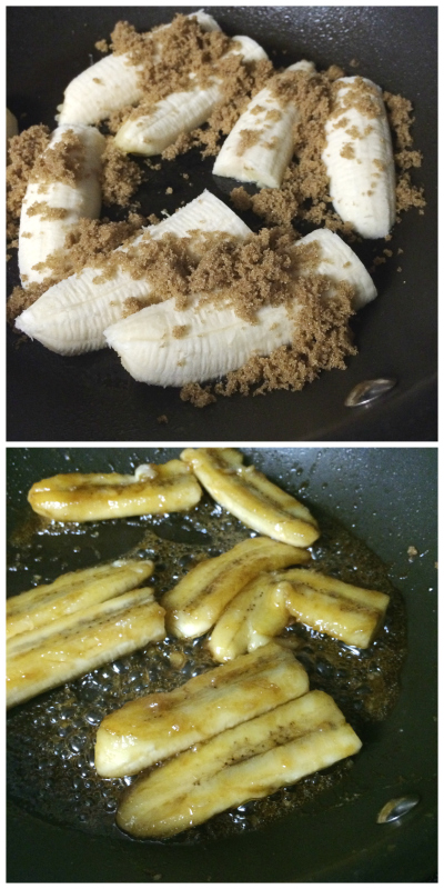 caramelized bananas 800