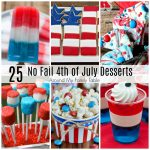 25 No Fail 4th of July Desserts