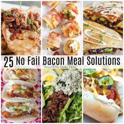 25 Best Bacon Recipes