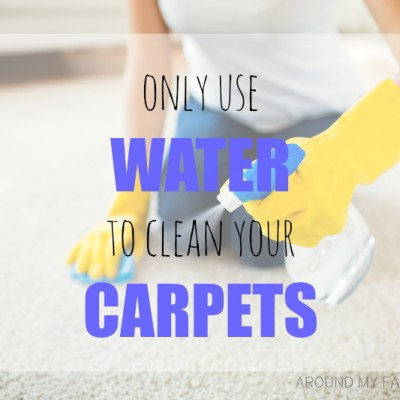 Why You Should Never Use Soap to Clean Your Carpets