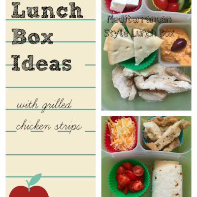 2 Easy Lunch Box Ideas