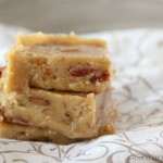 Maple Bacon Fudge