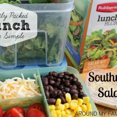 Southwest Vegetarian Salad