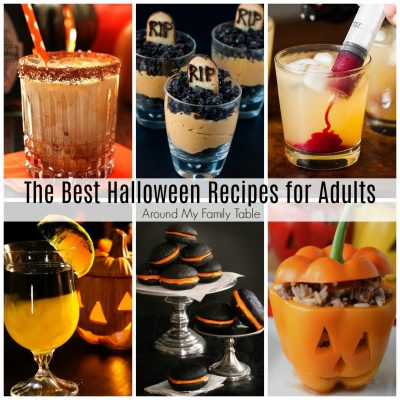 The Best Halloween Recipes for Adults