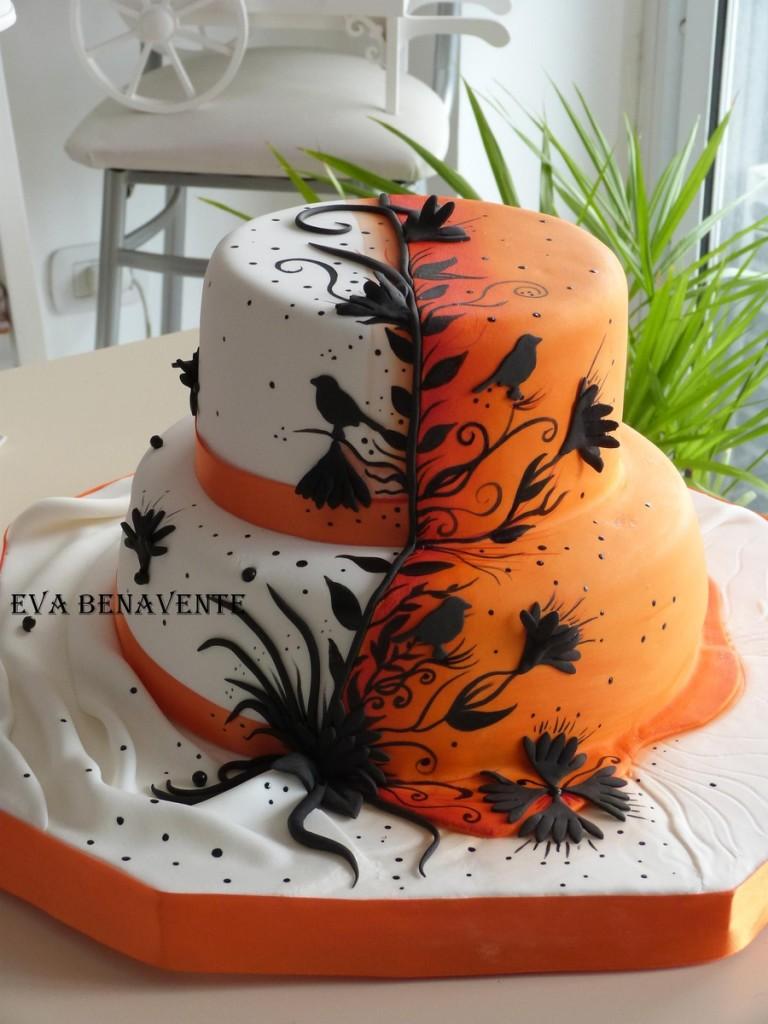Atardecer Cake