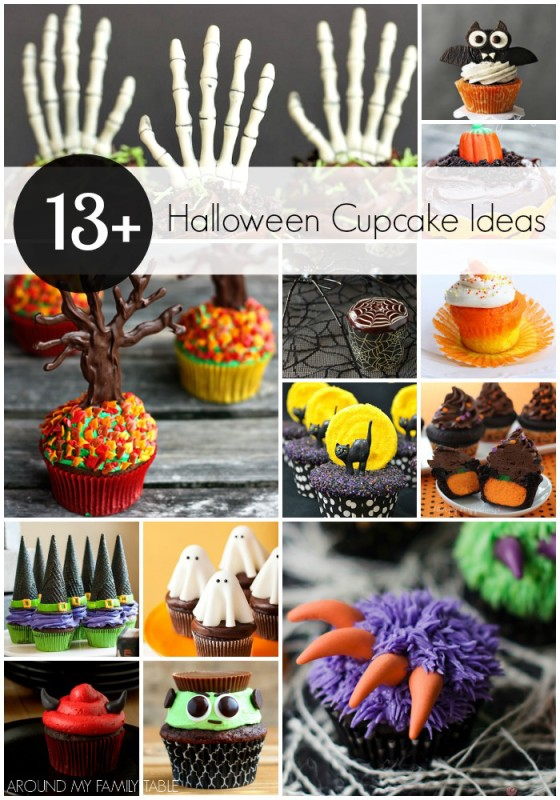 The best Halloween Cupcake Ideas for all your party needs!