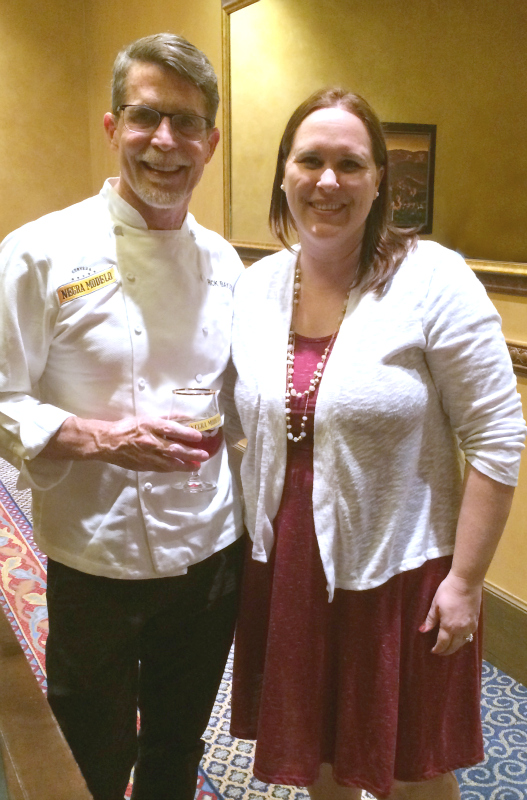 chef rick bayless & wendy from around my family table