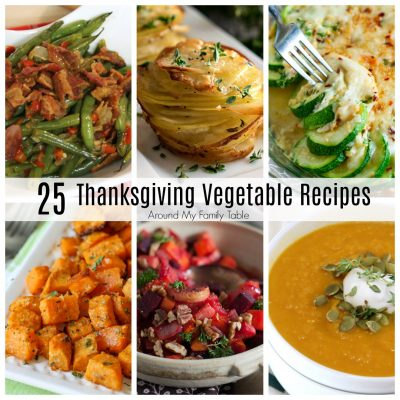 Thanksgiving Vegetable Recipes
