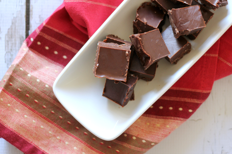 Totally easy & Super delicious Vegan Fudge...perfect for vegans and people allergic to dairy!