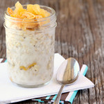 Pineapple Mango Overnight Oats