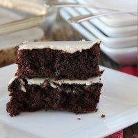 Chocolate Root Beer Cake