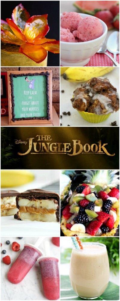 Party ideas for a fun JUNGLE BOOK themed party!
