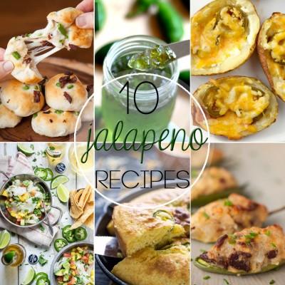 10 Spicy Jalapeno Recipes