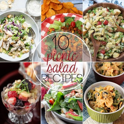 10 Picnic Salads for Summer