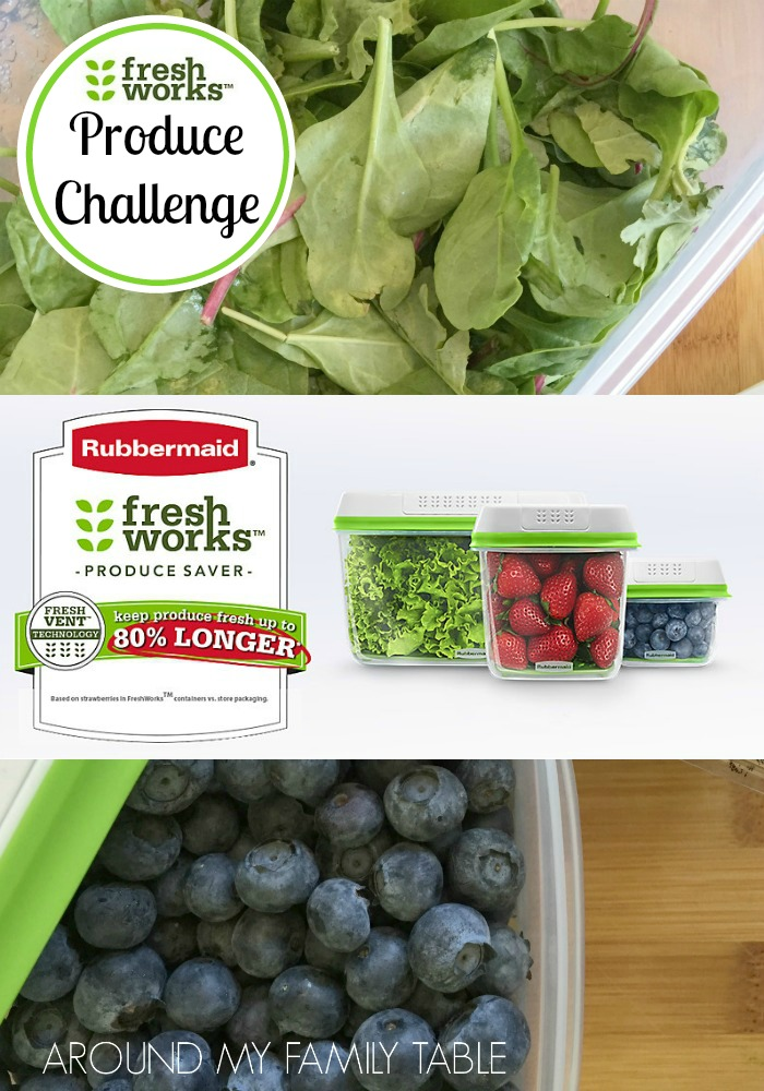 I took the Rubbermaid Freshworks Challenge for 2 weeks and see what I found out!