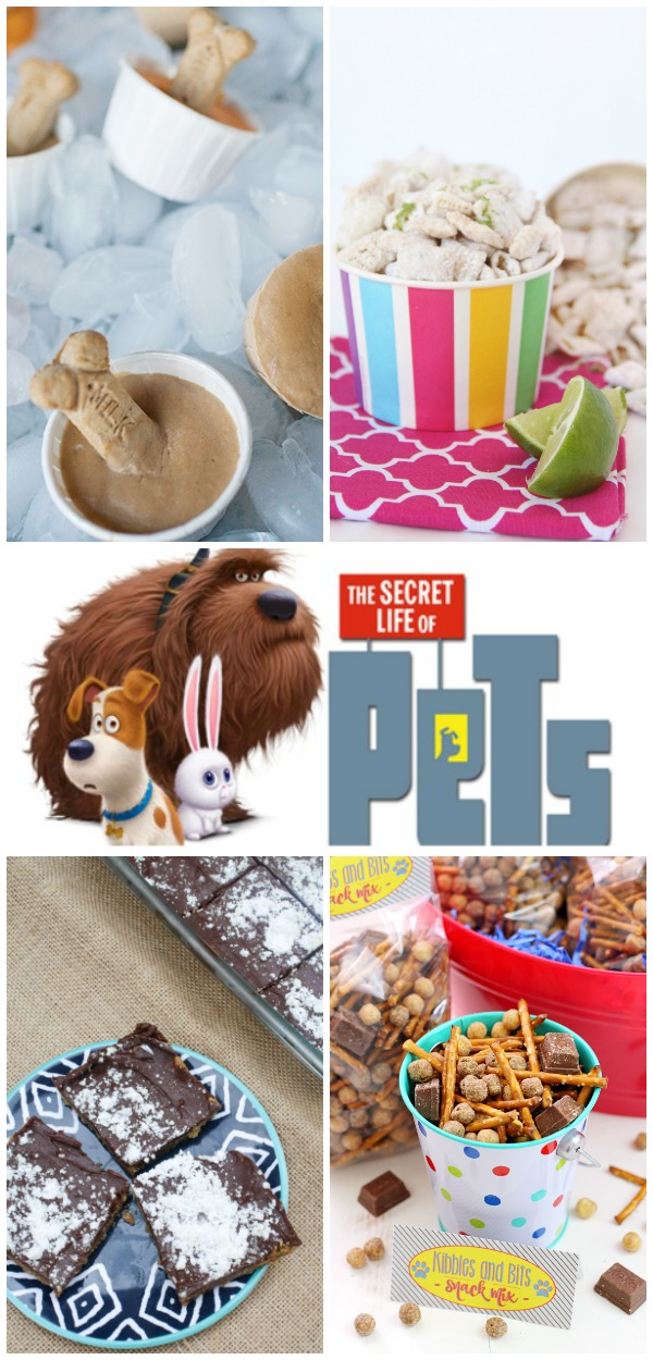 Party Ideas for a Secret Life of Pets party!