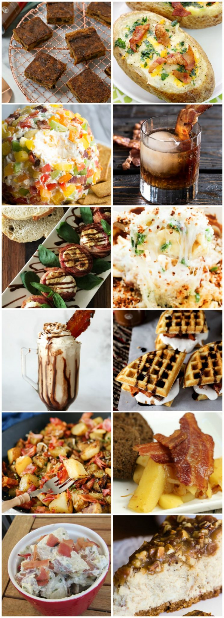 Check out these 12 amazing bacon recipes