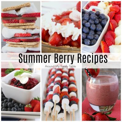 17 Summer Berry Recipes